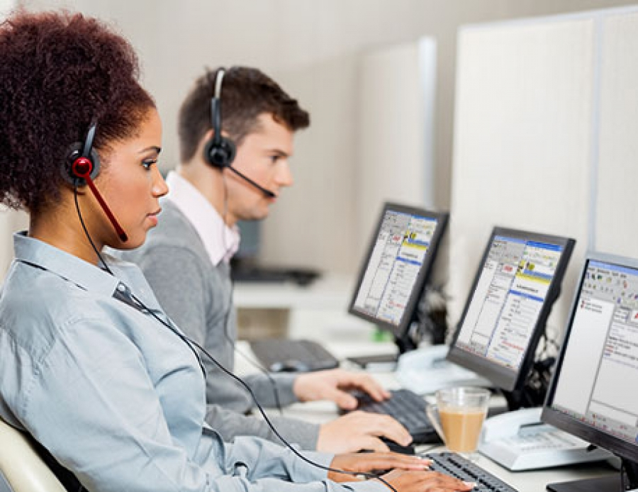 Technology Management Image: Outsourced Call Centre Services Houston, Miami